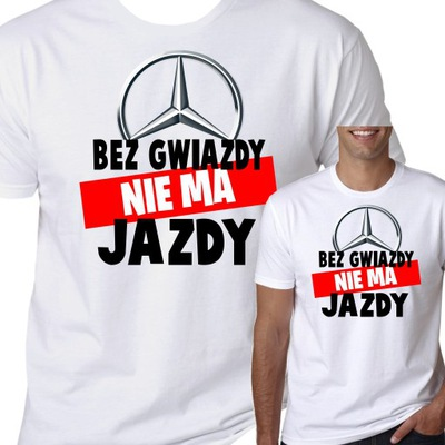 T-Shirt KOSZULKA MERCEDES BENZ PREZENT XL 0986