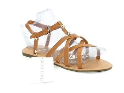 Miss Fiori sandały damskie 37