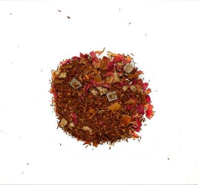 Ройбуш Мандарин с имбирем 50г Чайная