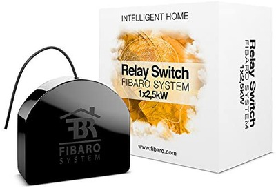 Fibaro Relay Switch 1x2,5kW FGS-212 (Z-Wave)