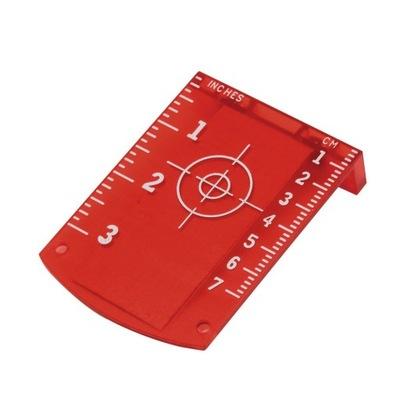 диск лазерный визирная пластина ??? ЛАЗЕРОВ красный