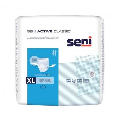 SENI ACTIVE CLASSIC XL majtki chłonne 30szt.