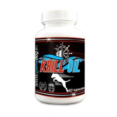 GAME DOG Krill Oil pre psy omega-3 krill 60 viečok