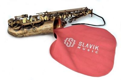 Wycior do saksofonu altowego SLAVIK MUSIC