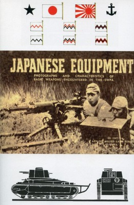 JAPANESE EQUIPMENT - BASIC WEAPONS in the SWPA