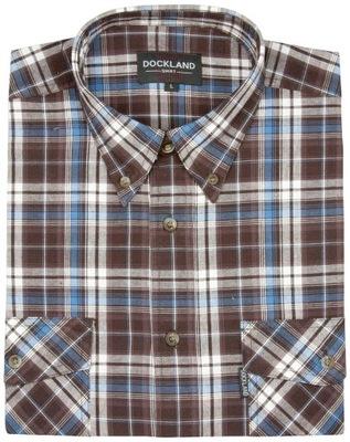 koszula DOCKLAND baw_100% 4XL_49/50_obw_kl_146