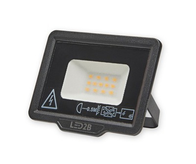 Naświetlacz lampa reflektor halogen LED SLIM 10W