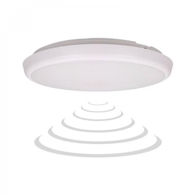 Stropné Svietidlo CER LED s Snímača 16W ORNO 6113WL