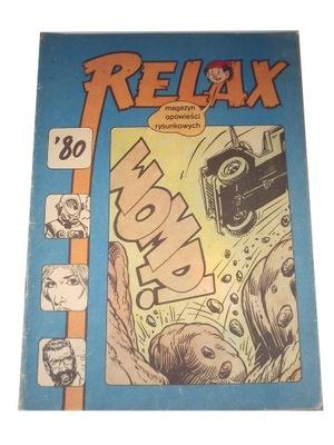 RELAX nr 29 wyd. I 1980 r.