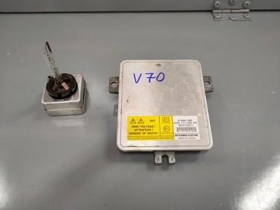 V70 III S80 V80 08- ПРЕОБРАЗОВАТЕЛЬ КСЕНОН ЛАМПОЧКА D1S
