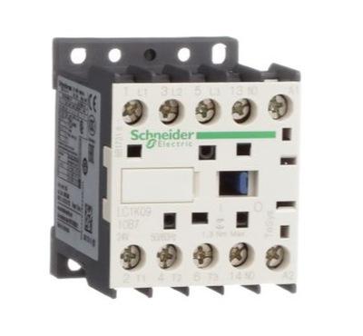 Stycznik mocy Schneider 9A 3P 24V AC 1Z LC1K0910B7