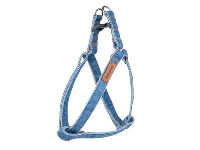 Amiplay Брекеты джинсы Step-in Denim L синие