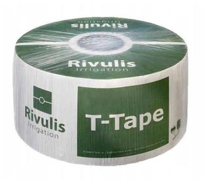 Rivulis T-tape taśma nawadniająca Johne Deer 20cm
