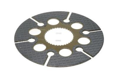 диск тормозной цилиндр CARRARO 143874 ЗАМ