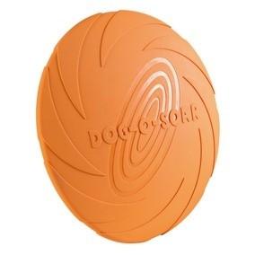 TRIXIE Frisbee dla psa gumowe pływające 18cm