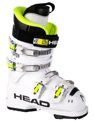 Buty narciarskie dziecięce Head RAPTOR 60 GRIPWALK