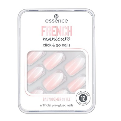 Essence French Manicure Click & Go Nails sztuc