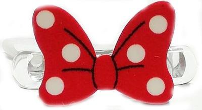 БАНТИКИ Minnie Mouse в штучке ЗАКОЛКИ размер S