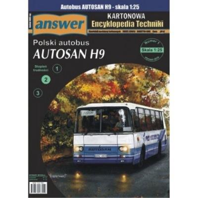 KET 1 /2010  автобус AUTOSAN H9-21 1 :25