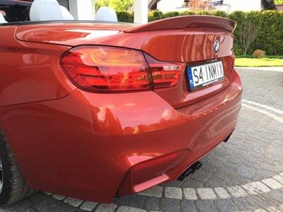 BMW 4 F33 КАБРИОЛЕТ СПОЙЛЕР НАКЛАДКА СПОЙЛЕР JAKOSC!!!