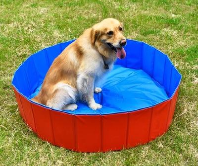 Basen dla psa wzmocniony ODPORNY NA PAZURY