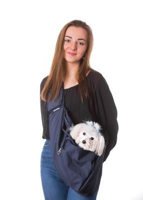 Prepravná taška na rameno pre psa, mačku Hobbydog