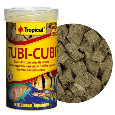 Tropical TUBI CUBI pożywne kostki rurecznika 100ml