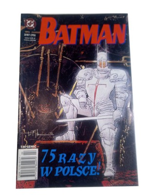 BATMAN 2/97 - stan kolekcjonerski