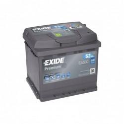 EXIDE PREMIUM EA530 53Ah 530A