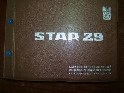 KATALOG ЗАПЧАСТИ STAR 29 POLECAM !!!
