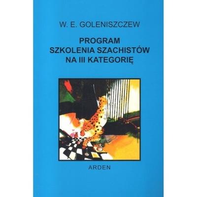 SZACHY PROGRAM szkolenia szachistów na 3 kategorię