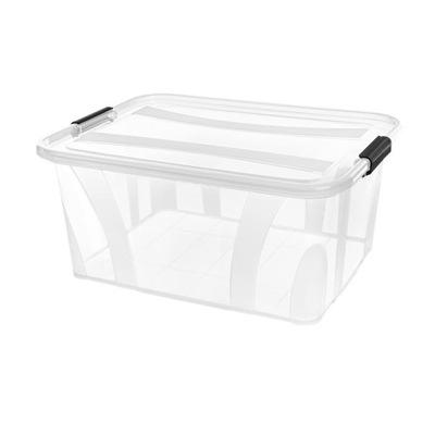 Pojemnik pudło Master Box z pokrywą 32L