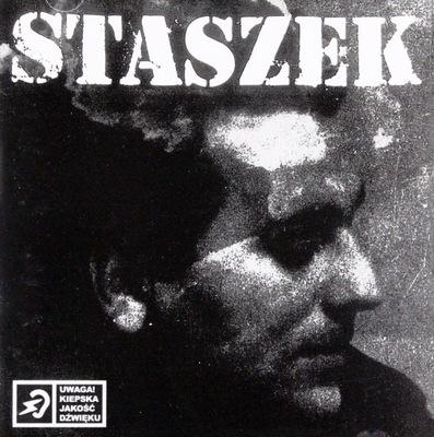 STANISŁAW STASZEWSKI: STASZEK (CD)