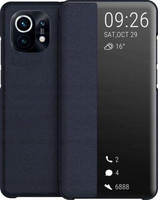Etui SMART VIEW LEATHER do Xiaomi Mi 11 Lite 4G/5G