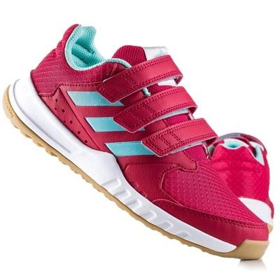 Buty dziecięce sportowe Adidas FortaGym CF CG2680