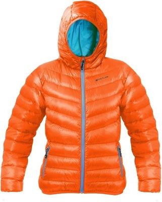 WHISTLER kurtka puchowa damska pomarańczowa 38 M