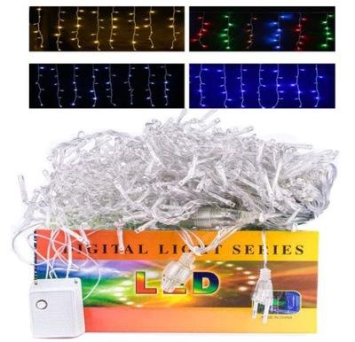 SOPLE 200 LED LAMPKI grube 2mm ZEWNĘTRZNE kolory