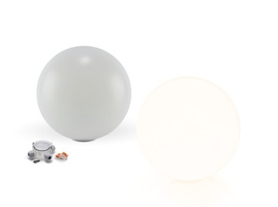 Lampy, Záhradné Svete 50 cm LED 24V Biele Žiarivkové