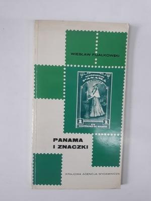 Wiesław Fijałkowski Panama i znaczki
