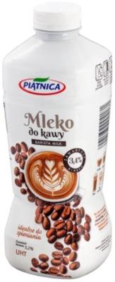 Mleko do kawy Piątnica Barista Milk 3,2% UHT 1l