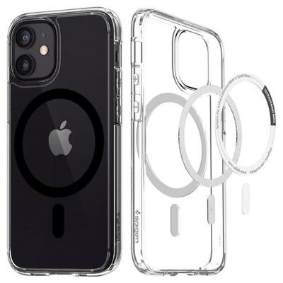 Etui do iPhone 12 /Pro, Spigen Ultra Hybrid Mag
