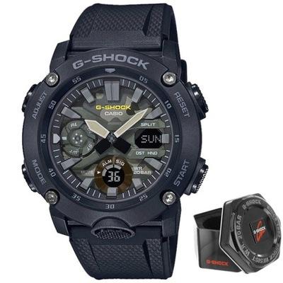 Zegarek Męski Casio G-Shock GA-2000SU-1A CARBON