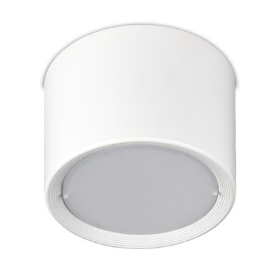 Oprawa sufitowa TUBA natynkowa lampa LED 7W 4000K