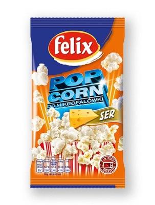 FELIX POP CORN serowy do mikrofalówki 90 g