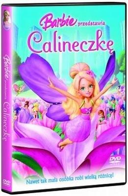 BARBIE JAKO CALINECZKA DVD FOLIA