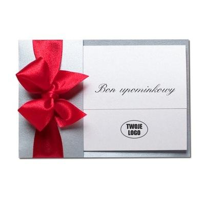 Karta Podarunkowa Bony Upominkowe Vouchery Firmowe 7661913951 Oficjalne Archiwum Allegro