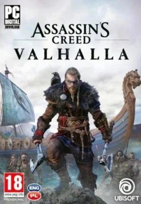 ASSASSIN'S CREED VALHALLA (PC) PL + BONUS