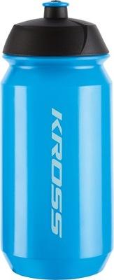 Bidon Kross Pure 500 500 ml niebieski