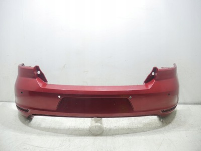 VW GOLF 6 VI 2K7 БАМПЕР ЗАДНИЙ КАБРИОЛЕТ СУПЕР 08-