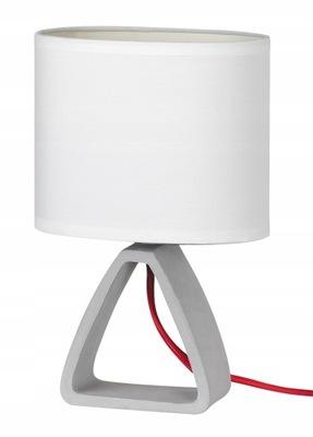 4339 RABALUX HENRY stolná LAMPA NOC LOFT BETON